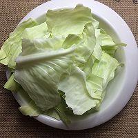 手撕包菜,零经验的拿手下饭菜的做法图解1