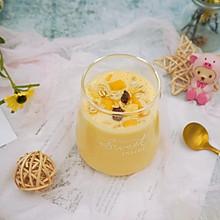 #花10分钟,做一道菜!#黄桃酸奶杯