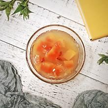 木瓜炖银耳越吃越美丽