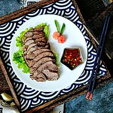 #相聚组个局#美味酱牛肉的家常做法,就是这么简单噢~
