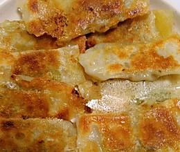豆角肉末锅贴的做法