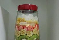 水果酵素的做法