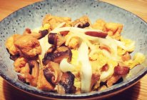 香菇娃娃菜炖油豆腐的做法