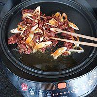 老北京烧饼夹烤肉#利仁电饼铛,烙烤不翻锅#的做法图解17