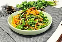 春天这菜对眼睛好,富含胡萝卜素和蛋白质,记得多做给孩子吃的做法