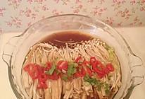 美味金针菇的做法