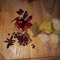白萝卜炖牛肉的做法图解3