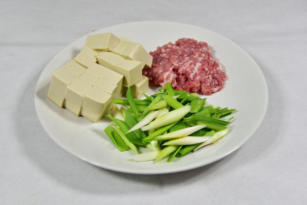 麻婆豆腐#美的微波炉菜谱