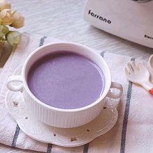 燕麦紫薯奶香米糊by安宝的虎妈