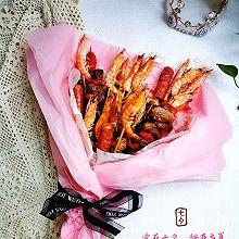 秘制烤串花束、不一样的礼物