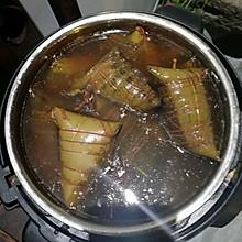 板栗大肉粽子