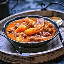 红烩牛腩—年夜菜