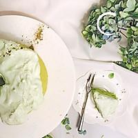 风靡娱乐圈的绿蛋糕,在家也能做!