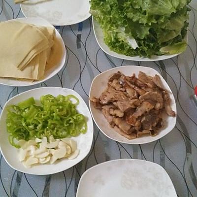 蔬菜饭包的做法 步骤1