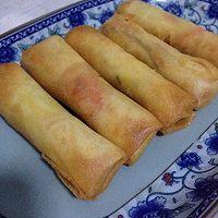 上海年夜饭必备---三丝春卷的做法图解10