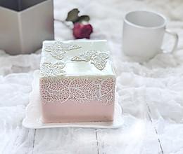 【蝶之恋】巧克力果酱慕斯蛋糕#挚爱烘焙,你就是MOF#的做法