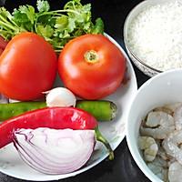 虾仁焖饭--利仁电火锅试用菜谱的做法图解1