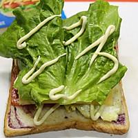 口袋三明治#百吉福食尚达人#的做法图解8