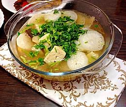 鸭汤炖白萝卜豆腐的做法