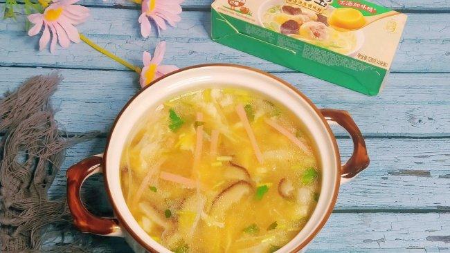 酸爽开胃的酸辣汤的做法