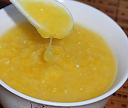 鲜玉米粥的做法