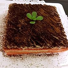 栗蓉奶油蛋糕