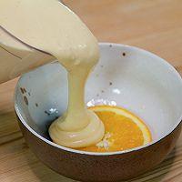 橙子碗蒸糕的做法图解4