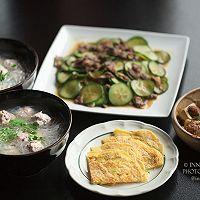 夏日小清新 健身党节后美味低脂营养餐#一机多能 一席饪选#