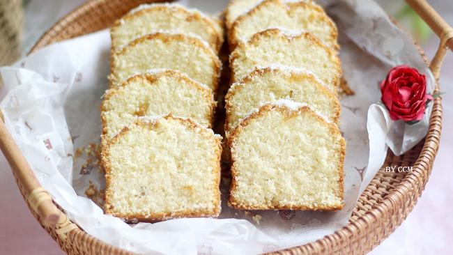 凤梨椰丝磅蛋糕,非常值得一试的配方!的做法