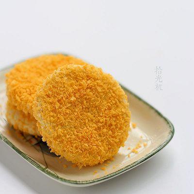 之奶香玉米饼