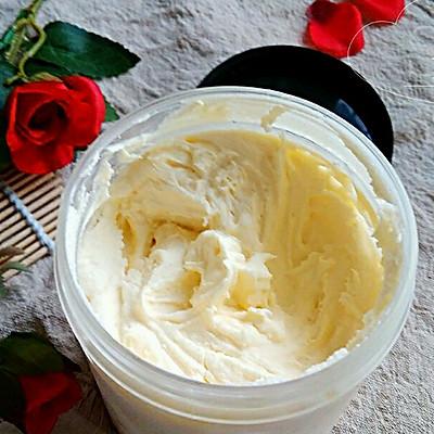 美式奶油霜