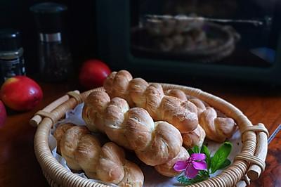 非油炸、健康低脂奶香麻花