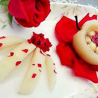 冰雪玫瑰—还原旅游卫视《我家厨房》剧中菜谱的做法图解5