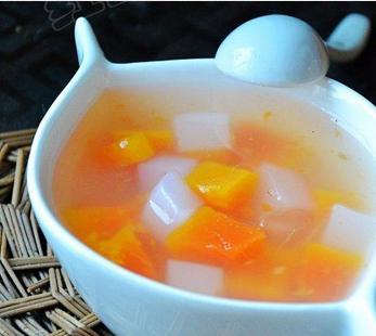 芦荟木瓜汤
