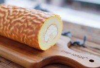 【虎皮蛋糕卷】——COUSS CO-750A智能烤箱出品的做法