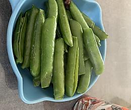 盐水豌豆的做法