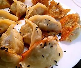锅贴煎饺的做法