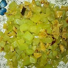 盐椒莴笋粒