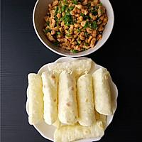 青椒鸡肉卷#太太乐鲜鸡汁中式#的做法图解13