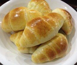 黄油 面包  牛角包的做法
