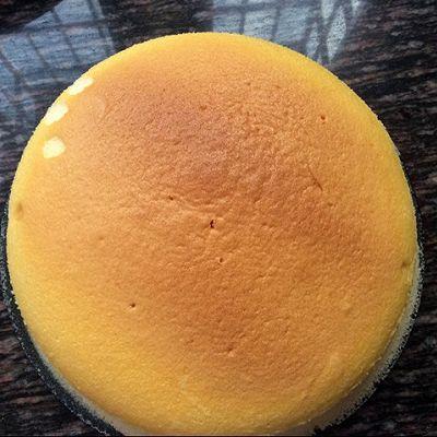 【玲玲·小厨】8寸酸奶戚风蛋糕(无油低脂肪)