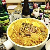韩式泡菜锅