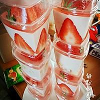 杯子版草莓慕斯蛋糕_____超简单超详解的做法图解12
