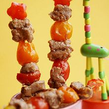 木瓜羊肉串