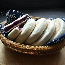 【紫薯发面小饼】——COUSS CF-3500发酵箱出品