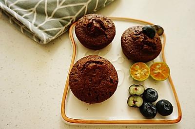 不用打发,有巧克力就能做的布朗尼蛋糕