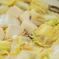 白菜虾皮豆腐煲的做法图解14