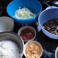 汤疙瘩(糯米粉&粘米粉)的做法图解1