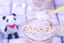 牛奶干果布丁  宝宝辅食食谱的做法