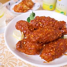 #餐桌上的春日限定#超正宗韩式炸鸡|梨泰院追剧必备夜宵